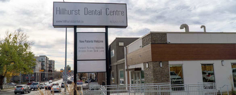 Hillhurst Dental Centre | NW Calgary Dentist in HIllhurst